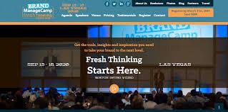 Brand ManageCamp Marketing Conference 2020 1 | Digital Marketing Community