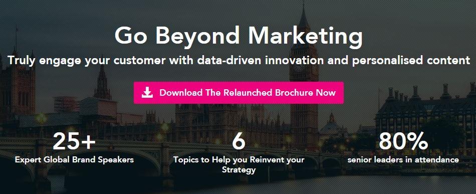 Brand Marketing Summit Europe 2020