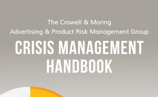 Crisis Management Handbook | Crowell & Moring LLP