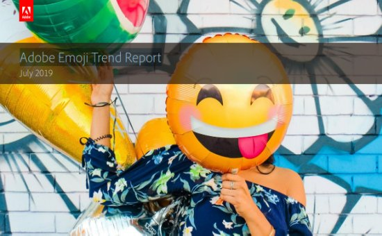 Adobe Emojis Trend Report 2020: Emoji Users Stats