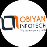 Obiyasn Infotech logo: Top Digital Marketing Company in Delhi | DMC