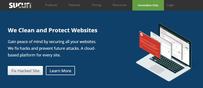 Best WordPress Plugins: Sucuri