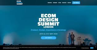 eCommerce Design Summit London 2020 1 | Digital Marketing Community
