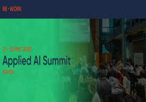 Don't miss the best AI event in the world 2020 | DMC
