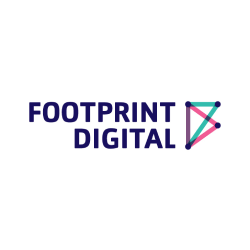 Footprint Digital Logo: Digital Marketing Agency in London