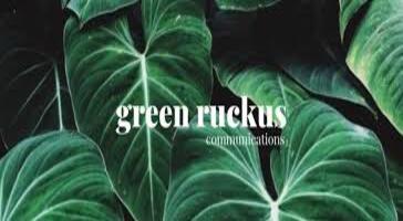 Green Ruckus Communications logo: Top Calgary-based, full-service agency