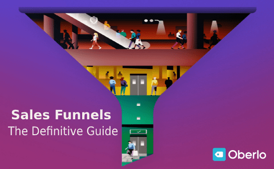 Oberlo Guide: Sales Funnel