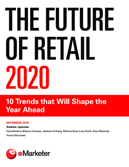 The Future of Retail 2020 Report by eMarketer
