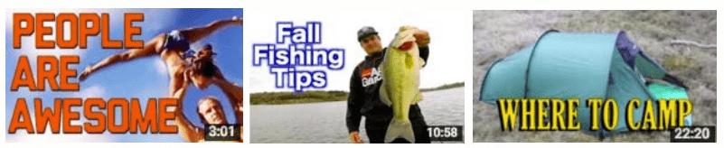 YouTube SEO Tips - YouTube SEO Examples