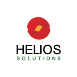 Helios Solutions Logo: IT and Software Development Company