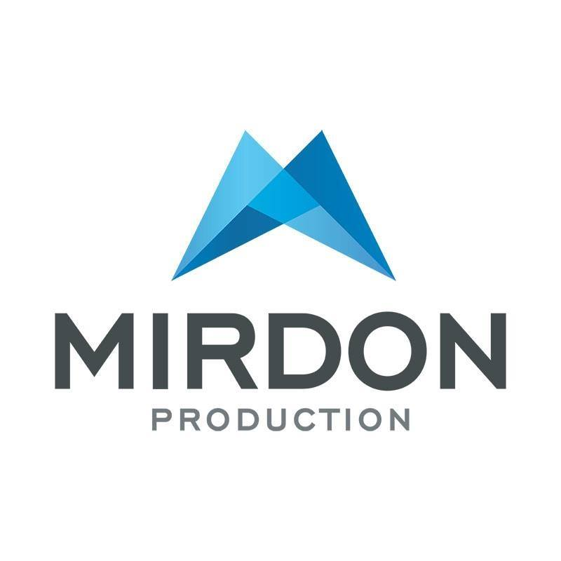 Mirdon Production Logo: Digital Marketing Agency in USA