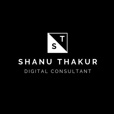 ShanuThakur Logo: Digital Marketing Company in India, Bihar | DMC