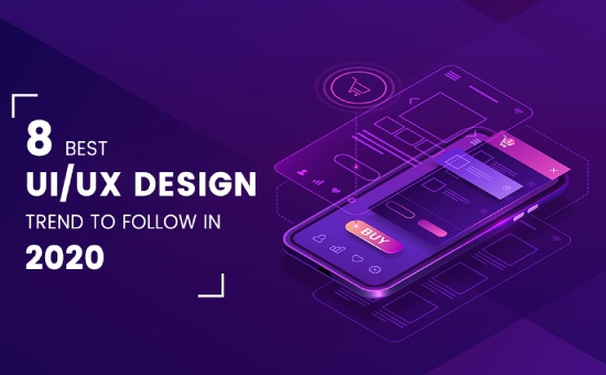 Mobile App UI design trends UX Design Trends of 2020