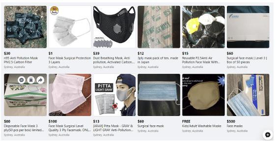 Face Masks Ads Will Appear on Facebook Again 2020 | DMC