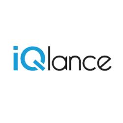 iQlance Logo: Mobile App Development Company in Canada