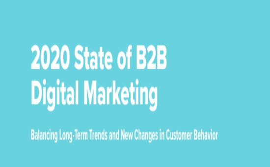 2020 B2B Trend Report | WPromote 3 | Digital Marketing Community