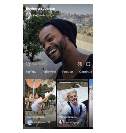Check Instagram's New IGTV Options in 2020 | DMC