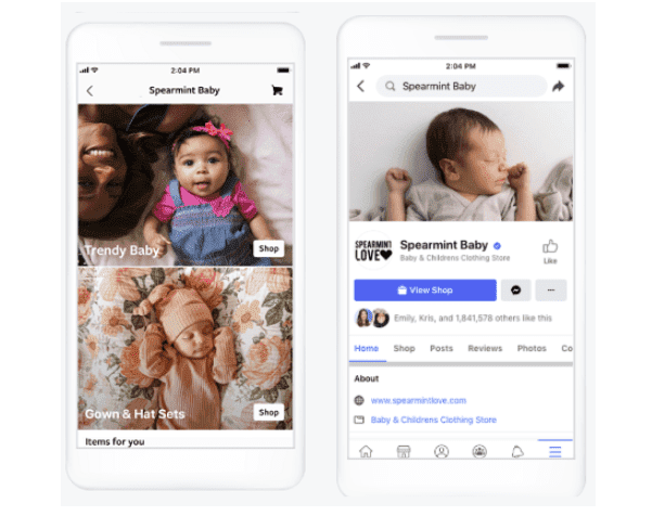 Facebook and Instagram Shops Are Finally Launched 2020 | DMC