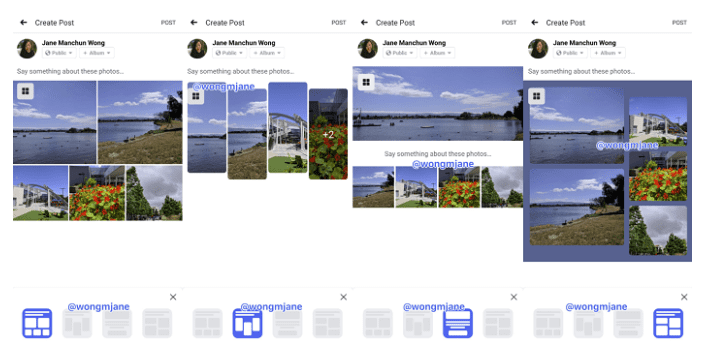 Facebook Rolls Out New Image Presentation Options to Users