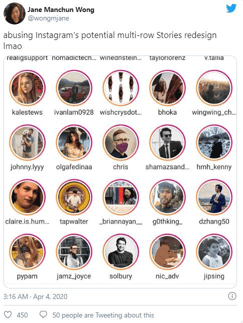 Instagram Tests Full-screen Stories Display 2020 | DMC