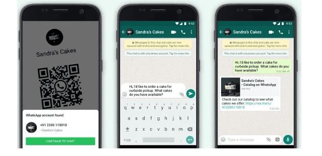 WhatsApp QR Codes for Businesses Are Rolled Out 2020   DMC