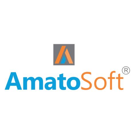 Amatosoft logo the best digital marketing company in Kochi