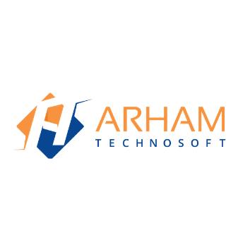 Arham Technosoft Logo: leading digital service provider in India