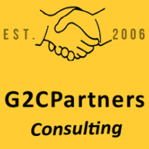 G2C Partners logo digital marketing services