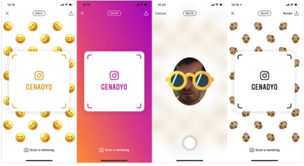 Instagram's QR Codes Will Replace Nametag Codes 2020 | DMC
