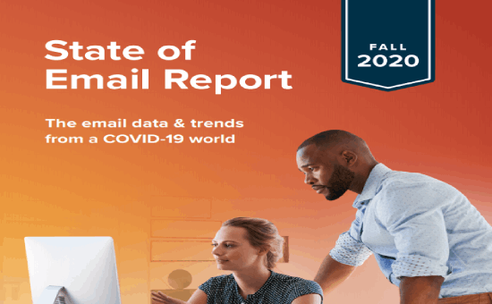 The Ultimate 2020 State of Email Fall Edition Report | DMC