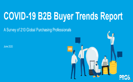 COVID-19 B2B Buyer Trends Report | DMC