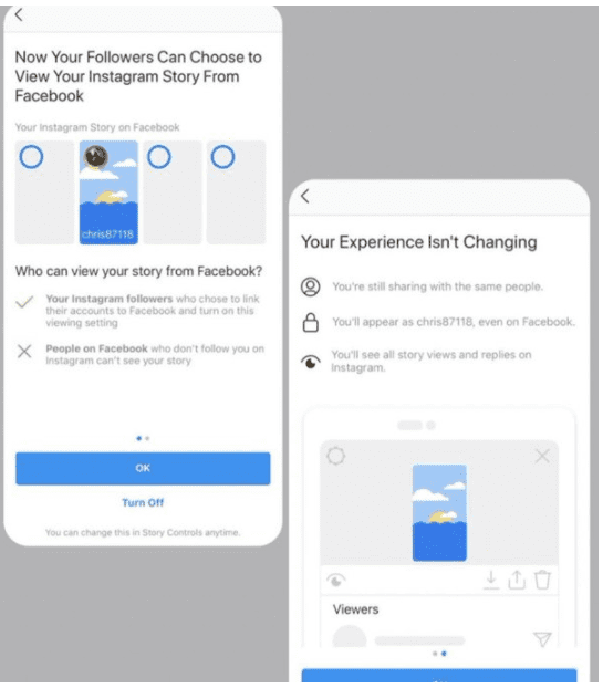 Instagram Users Can View Instagram Stories on Facebook 2020
