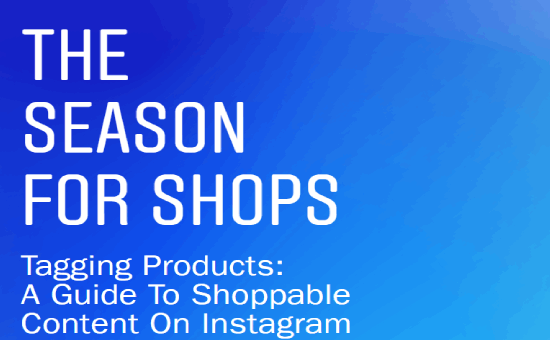 Instagram Shops: a Guide for Shoppable Content 2020 | DMC
