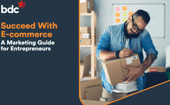 Check the eCommerce Guide for Entrepreneurs 2020 | DMC