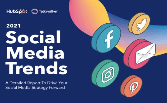 Check the Social Media Trends 2021 Report | DMC