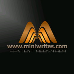 Miniwrites: Writing Services Company | DMC