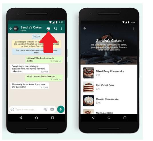 Check WhatsApp Shopping Button 2020 | DMC