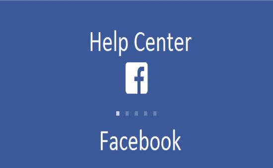 Check Facebook's Help Center Update in 2020 | DMC