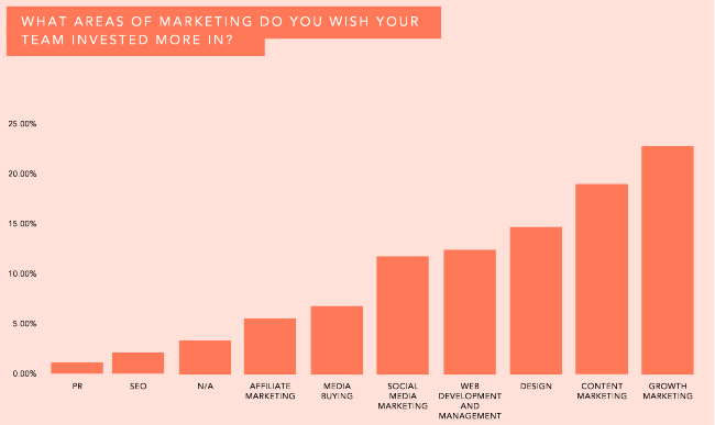 The Executive Marketing Leadership Survey 2021 | DMC