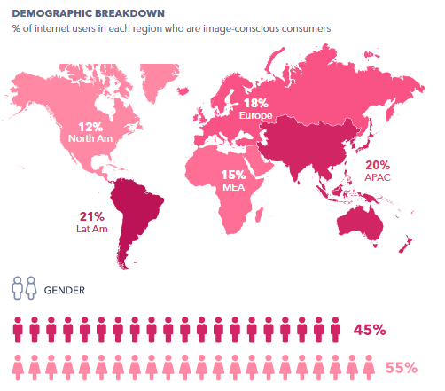 The Ultimate Image-Conscious Consumers Report | DMC