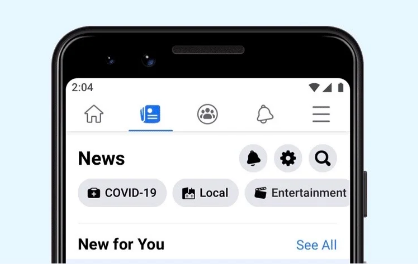 Know More About Facebook News Launch in the UK in 2021 | DMC