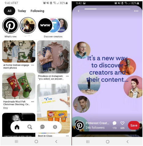 Find Out More About Pinterest's Story Pins 2021 | DMC