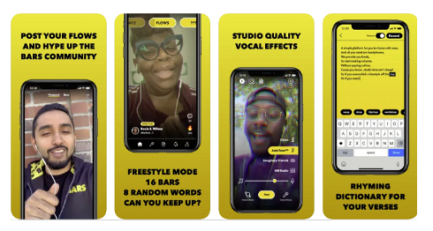 Facebook's New App BARS To Help Aspiring Rappers 2021 | DMC