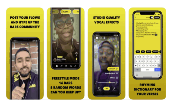 Facebook's New App BARS To Help Aspiring Rappers 2021 | DMC