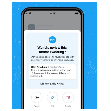 Check Out Twitter's Warning Prompts in 2021 | DMC