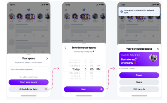 Check Out Twitter Spaces New Tools In 2021 | DMC