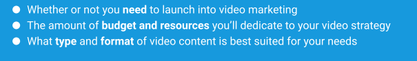 The Ultimate Fool-proof Video Marketing Strategy Guide | DMC