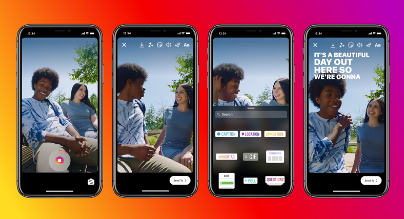 Find Out About Instagram's New Captions Sticker 2021 | DMC