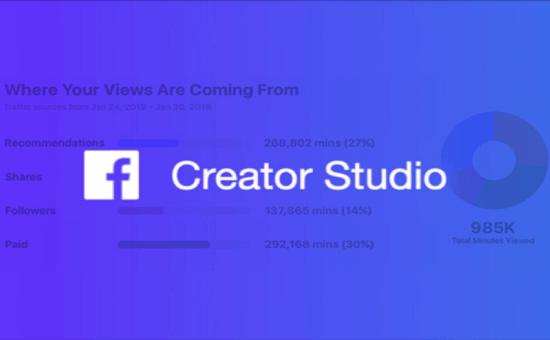 "Check Facebook's ""Smart Crop"" Feature in Creator Studio |DMC"
