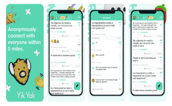 Know More About YikYak's Comeback in 2021 | DMC